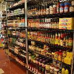 interior del market epicure