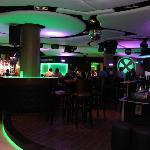 Area de Bar y lounge