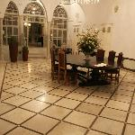 Original marble floors!