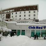 Cervinia Club Med Exterior