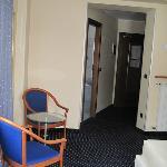 Club Room Seating Area