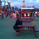 brean leisure park july 2011