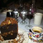 Turtle Chocolate Cake