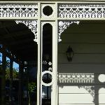 Merivale Manor porch