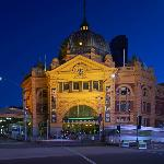 Flinders st Station  c steve turner photography