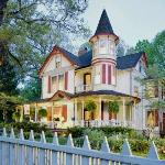 A Classic Queen Ann Victorian, located in one of the oldest established villages in NC