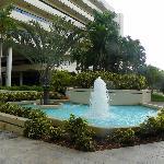 Hotels beautiful grounds