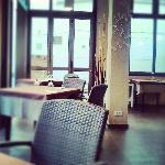 Restaurante Folelé interior