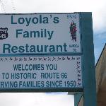 Loyola's Sign