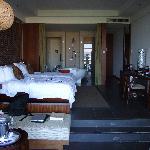 Hilton Sanya club room