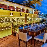 Aquarium Dock Dining @ Sabor Restaurant