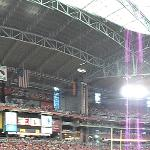 U of Phx Stadium inside