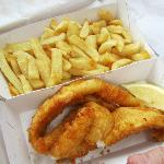 World Famous Fish N Chips Huskisson