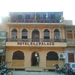 Raj Palace outer look