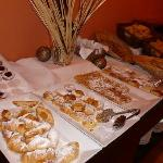 Buffet de viennoiseries