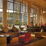A Piece of Art Hotel Lobby