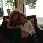 my kids Francis & Jessica on our last visit to Kitima