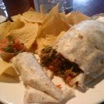 Big Foot Burrito