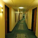 Corridor 5th floor,