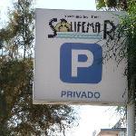 Parking privado y gratuito