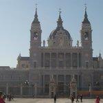 Catedral de Sta María la Real de la Almudena