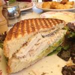 fabuloso sándwich