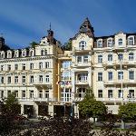 OREA Hotel Excelsior - exterier