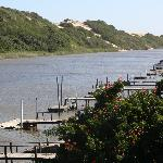 Blick auf den Sunday River