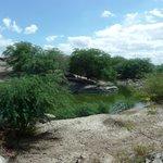 Poço de Santana- Que nunca seca, segundo povo local....