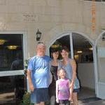 Dan , Sylvie and Ortal