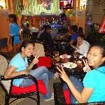 Phnom Penh local friends