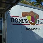 Photo de Boni's Tacos