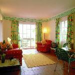 Alto Lagar Apartment - sitting room