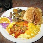 Breakast served daily 'til 2:00pm