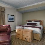Woods Suite - Master Bedroom