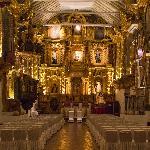 Monasterio Hotel Chapel