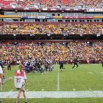 WVU touchdown