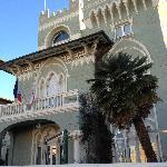 facciata dell'hotel Gennarino