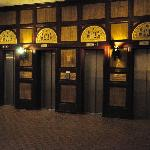 Elevators, Athos Palace, Sept 2012
