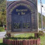 Auld Brass Door