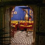 Part of the Riad