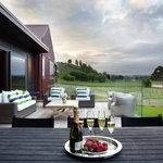 Enjoy the Multiple outdoor living areas