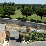 Panorama Villa Pamphili