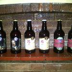 Selection of Westerham Brewery bottled beers
