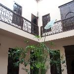 I fell in love with the architectural detail and character of the riad...