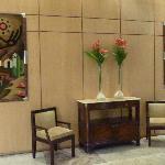 Planta Baja - Unión entre Lobby y Restaurant