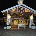 Golden Eagle Resort entrance