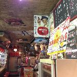 元祖まぐろラーメン 本店 | 風景