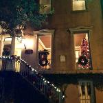 Zeigler House Inn decked out in Christmas finery