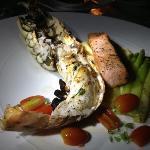lobster for anniv dining